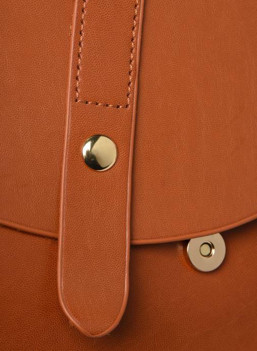Handtaschen I Love Shoes LILUNE braun ansicht von links