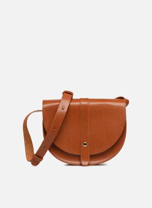 Handväskor I Love Shoes LILUNE Brun detaljerad bild på paret