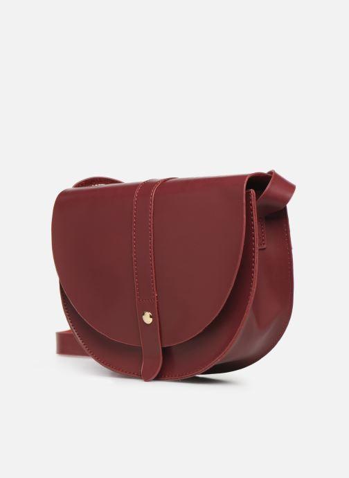 Handtassen I Love Shoes LILUNE Bordeaux model