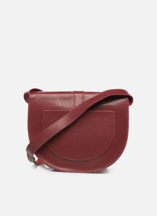 Handtaschen I Love Shoes LILUNE weinrot ansicht von vorne