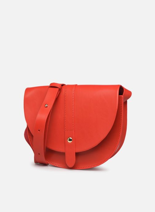 Handbags I Love Shoes LILUNE Red model view