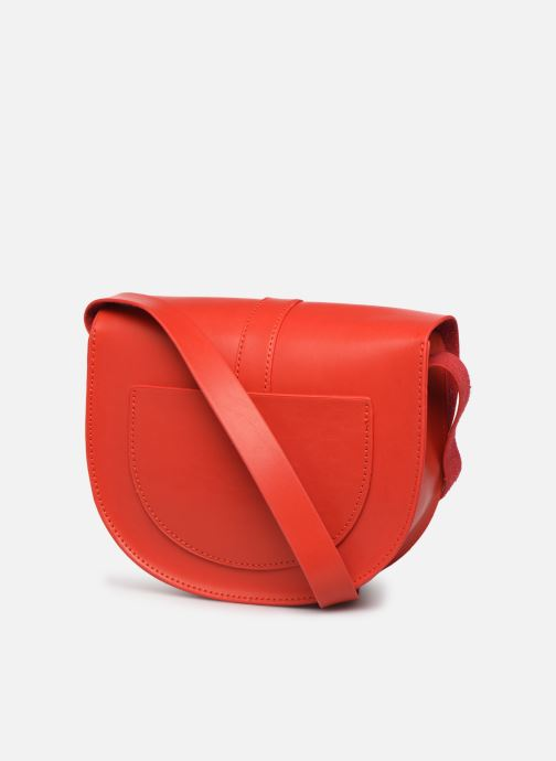Bolsos de mano I Love Shoes LILUNE Rojo vista lateral derecha