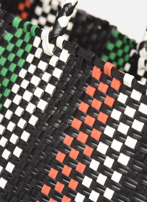 Handtaschen I Love Shoes LIBAG grün ansicht von links