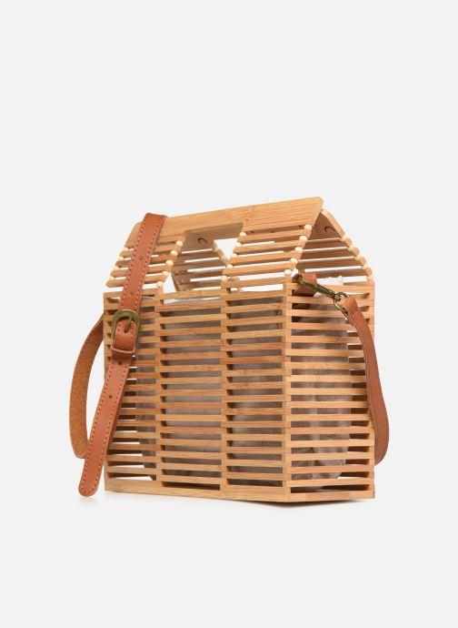 Handtaschen I Love Shoes LIBOIS braun schuhe getragen