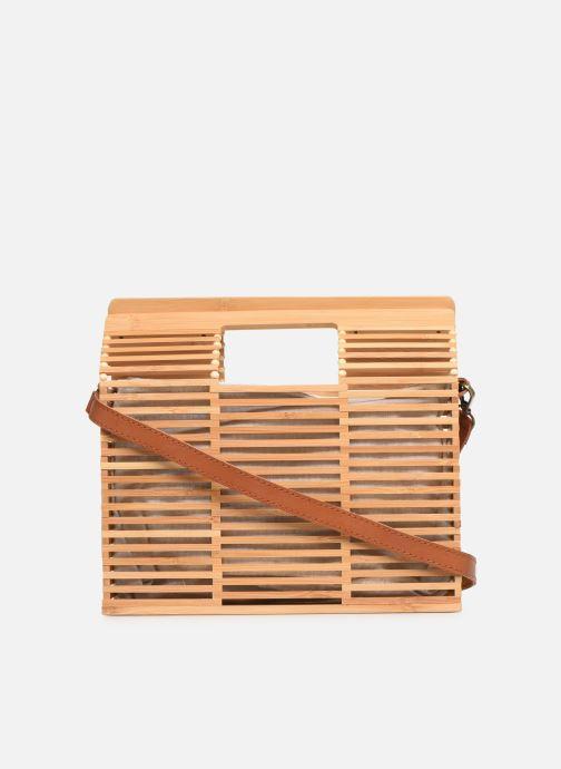 Handtaschen I Love Shoes LIBOIS braun ansicht von vorne