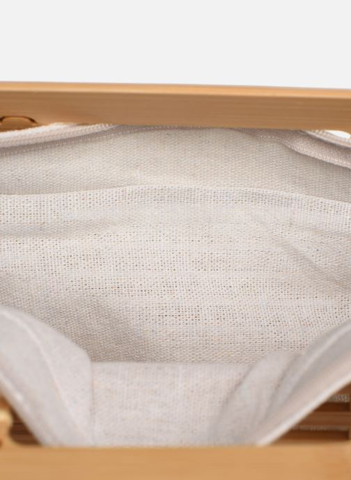 Handtassen I Love Shoes LIBOIS Bruin achterkant