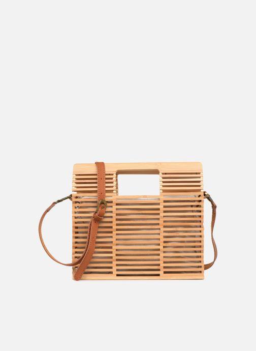 Handtaschen I Love Shoes LIBOIS braun detaillierte ansicht/modell