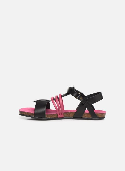 Sandalen Kickers Picnic V Zwart voorkant