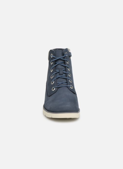 Bottines et boots Timberland Radford 6in Boot Bleu vue portées chaussures