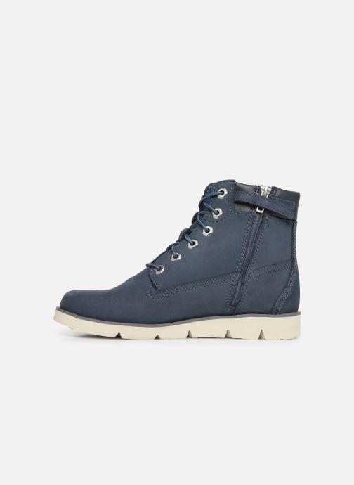 Bottines et boots Timberland Radford 6in Boot Bleu vue face
