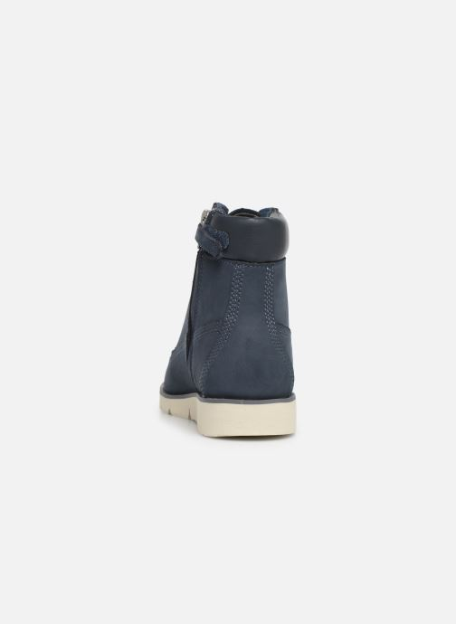Ankle boots Timberland Radford 6in Boot Blue view from the right