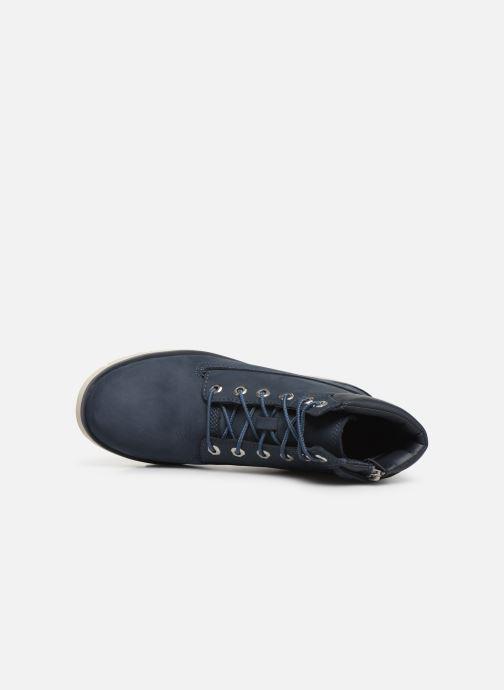 Bottines et boots Timberland Radford 6in Boot Bleu vue gauche