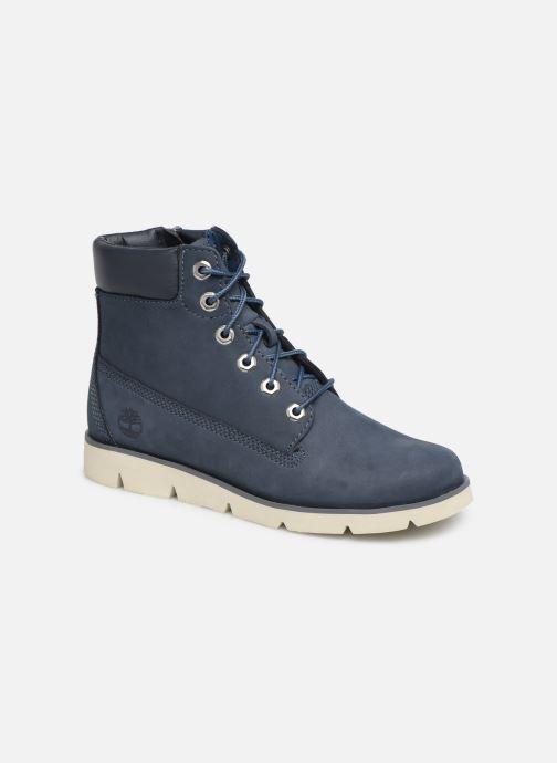 Bottines et boots Timberland Radford 6in Boot Bleu vue détail/paire