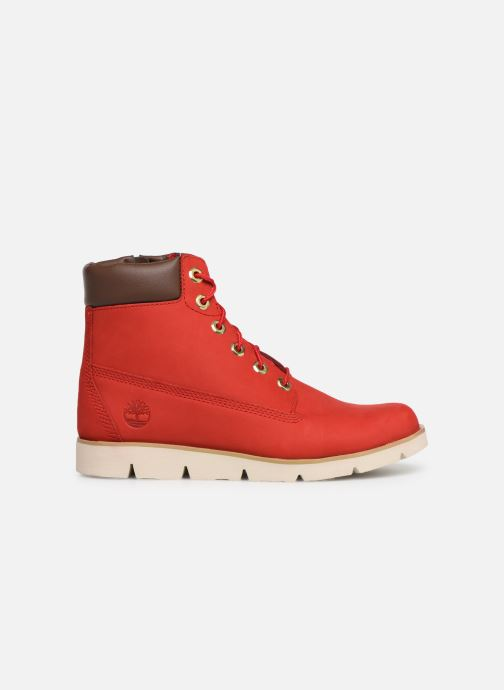 Bottines et boots Timberland Radford 6in Boot Rouge vue derrière