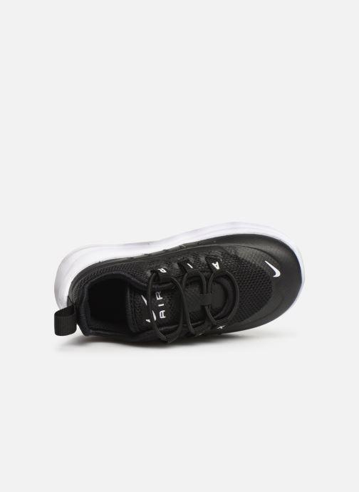 Deportivas Nike Nike Air Max Axis (Td) Negro vista lateral izquierda