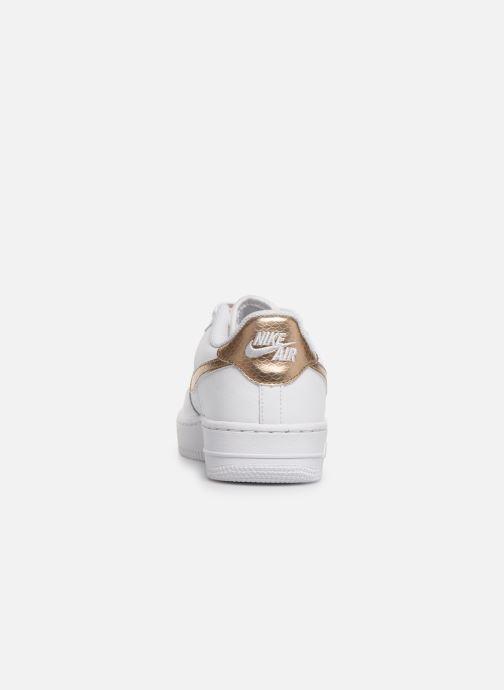 Baskets Nike Nike Air Force 1 Ep (Gs) Blanc vue droite