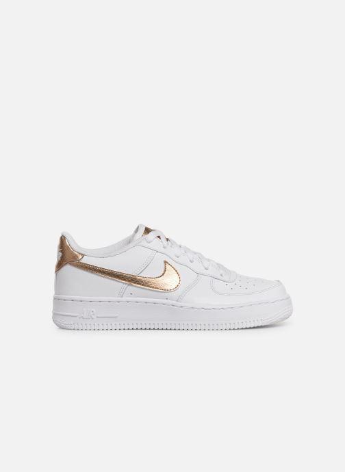 Sneaker Nike Nike Air Force 1 Ep (Gs) weiß ansicht von hinten