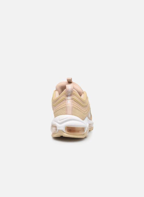 Sneakers Nike Nike Air Max 97 Pe (Gs) Beige rechts