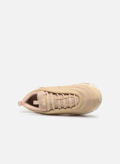Sneakers Nike Nike Air Max 97 Pe (Gs) Beige immagine sinistra