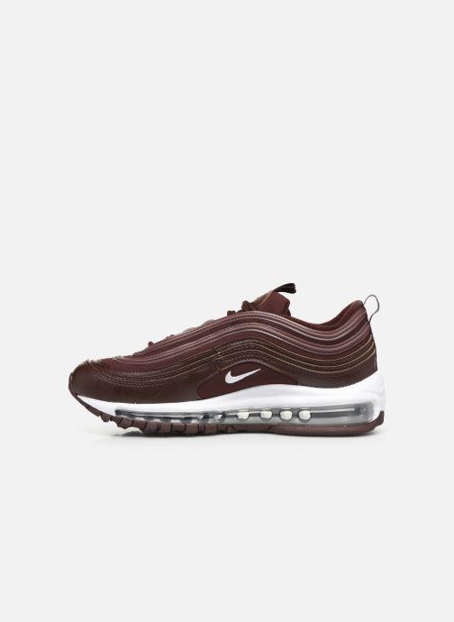 Sneakers Nike Nike Air Max 97 Pe (Gs) Bordeaux voorkant