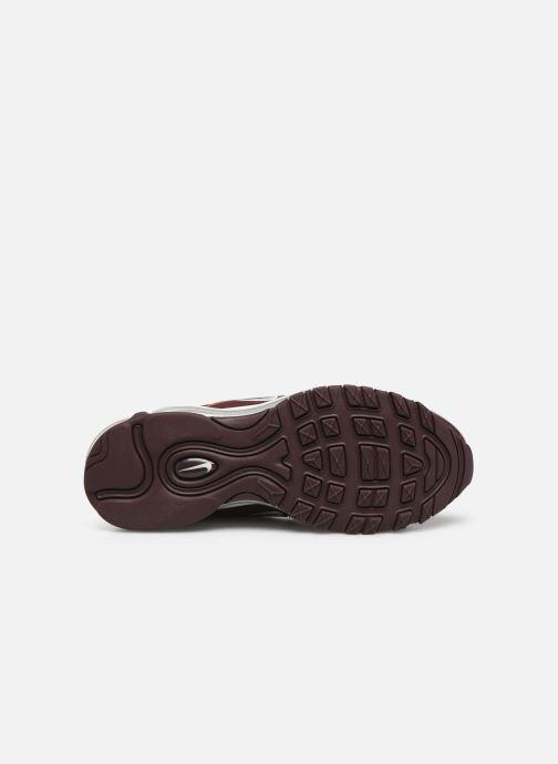Baskets Nike Nike Air Max 97 Pe (Gs) Bordeaux vue haut