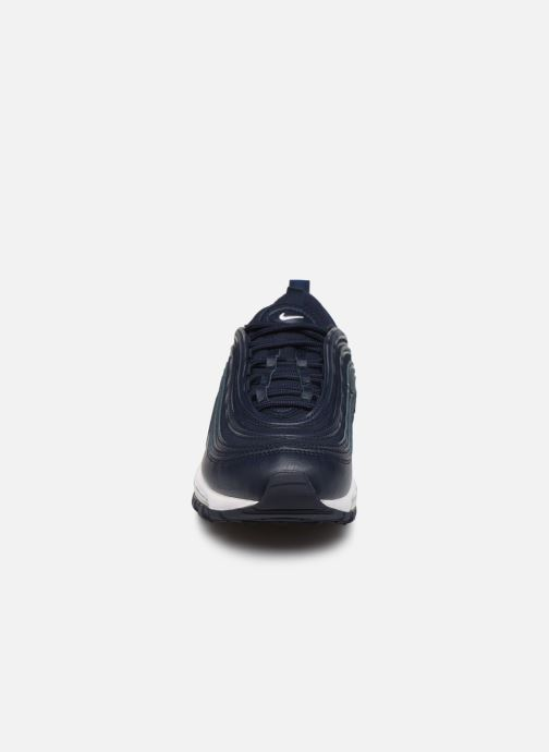 Sneakers Nike Nike Air Max 97 Pe (Gs) Blå se skoene på
