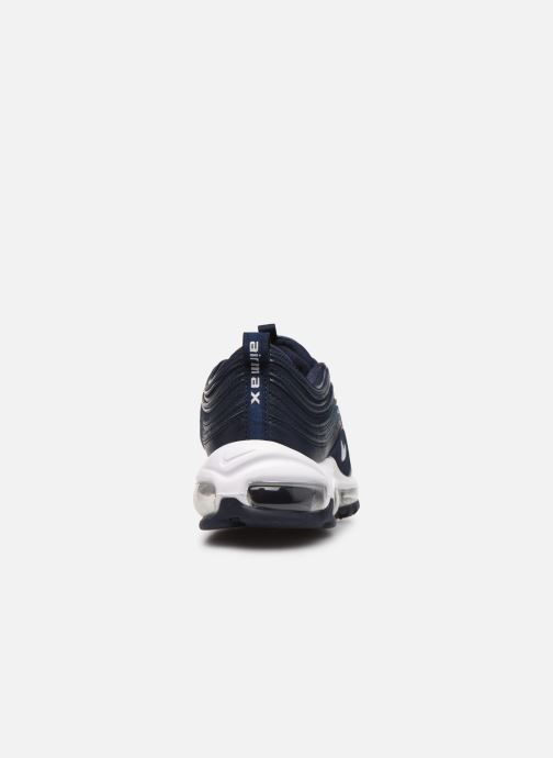 Sneakers Nike Nike Air Max 97 Pe (Gs) Blauw rechts