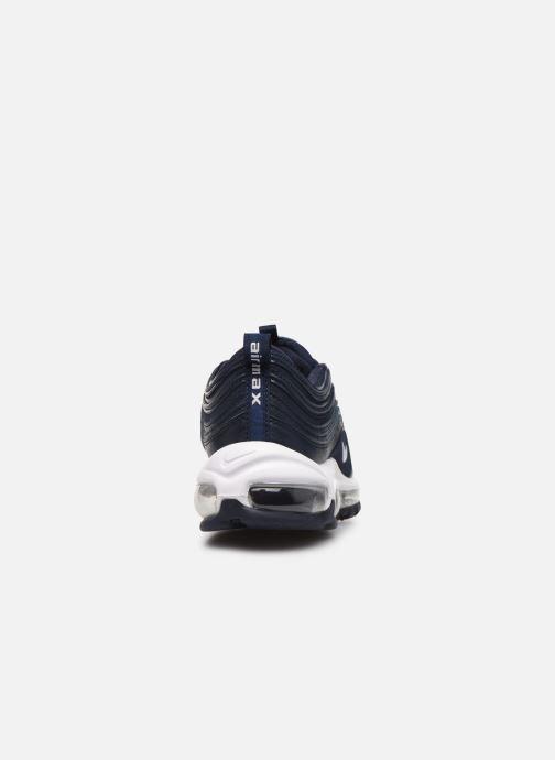 Baskets Nike Nike Air Max 97 Pe (Gs) Bleu vue droite
