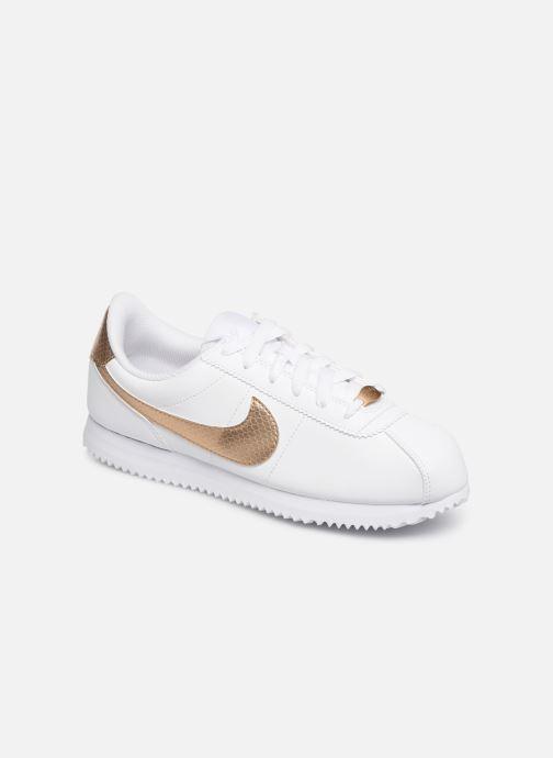 Sneaker Nike Nike Cortez Basic Sl Ep (Gs) weiß detaillierte ansicht/modell