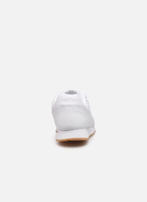 Deportivas Nike Nike Md Runner 2 Flrl (Gs) Blanco vista lateral derecha