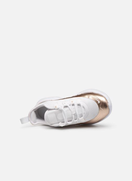 Baskets Nike Nike Air Max Axis Ep (Ps) Blanc vue gauche