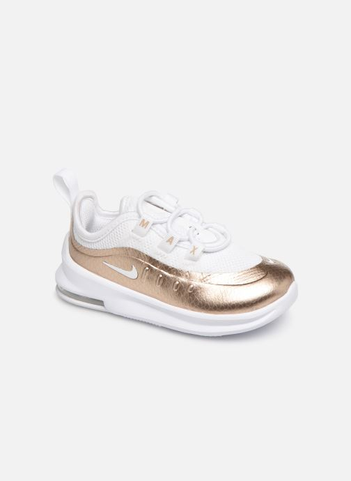 outlet store 54a35 3e696 Baskets Nike Nike Air Max Axis Ep (Td) Blanc vue détail paire