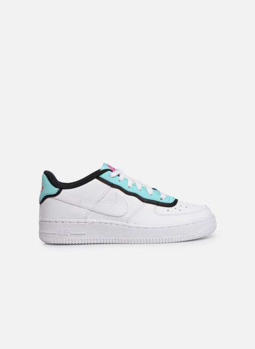 Nike Nike Air Force 1 Lv8 1 Dbl Gs Trainers in White at