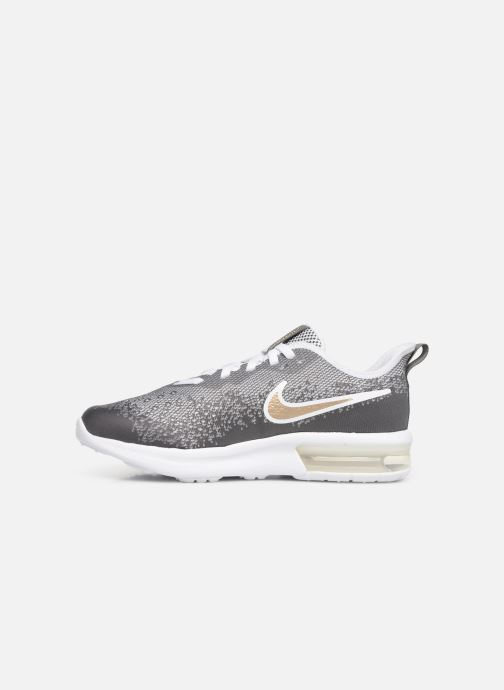 Nike Nike Air Max Sequent 4 Ep (Gs) (Gris) Baskets chez