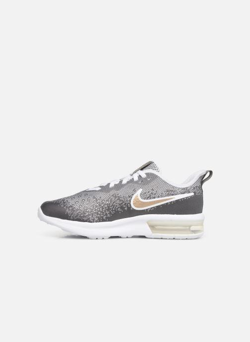 sports shoes efd0d 46ac4 Sneakers Nike Nike Air Max Sequent 4 Ep (Gs) Grå bild från framsidan