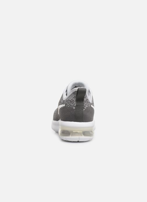 new arrivals 41ce3 a3f1f Sneakers Nike Nike Air Max Sequent 4 Ep (Gs) Grå Bild från höger sidan