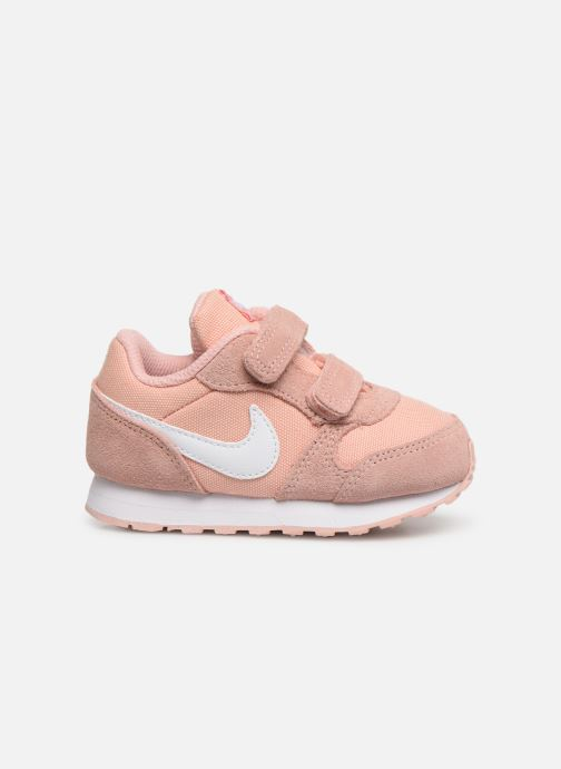 Deportivas Nike Nike Md Runner 2 Pe (Tdv) Rosa vistra trasera