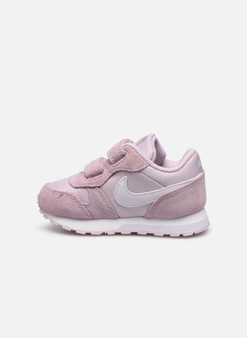Sneakers Nike Nike Md Runner 2 Pe (Tdv) Roze voorkant