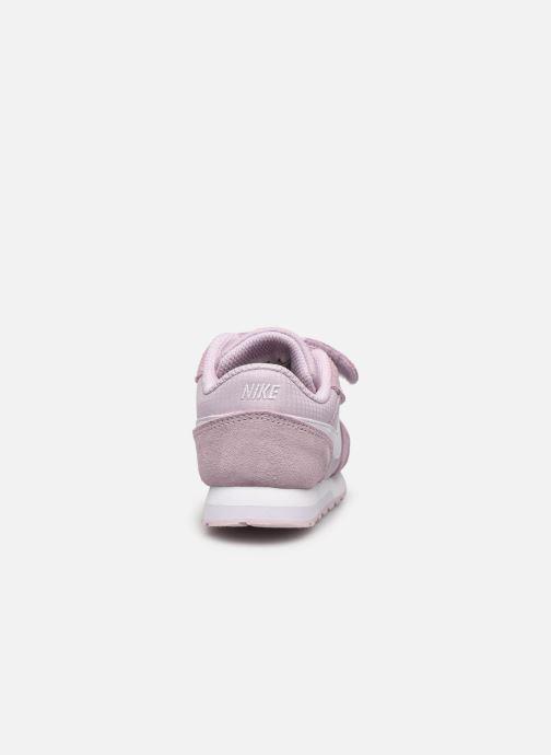 Sneakers Nike Nike Md Runner 2 Pe (Tdv) Roze rechts