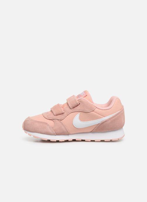 Sneakers Nike Nike Md Runner 2 Pe (Psv) Roze voorkant