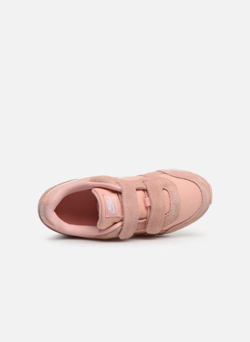 Sneaker Nike Nike Md Runner 2 Pe (Psv) rosa ansicht von links