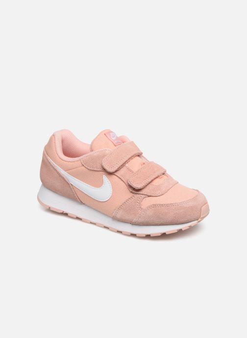 Deportivas Nike Nike Md Runner 2 Pe (Psv) Rosa vista de detalle / par