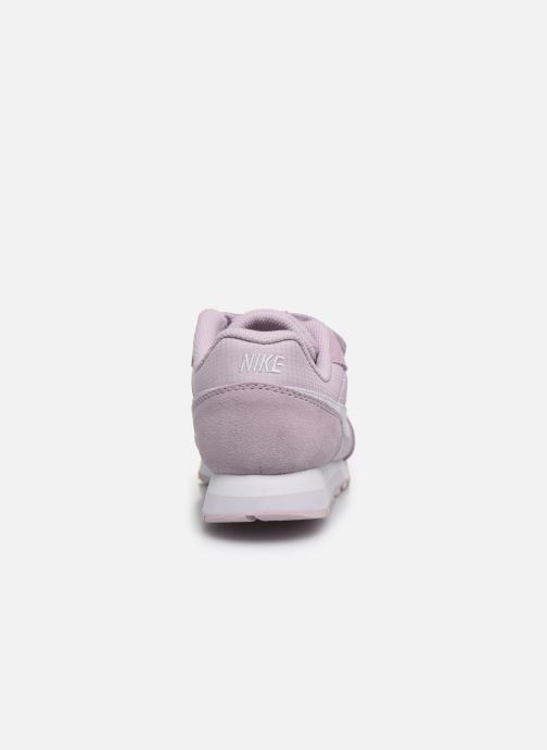 Baskets Nike Nike Md Runner 2 Pe (Psv) Rose vue droite