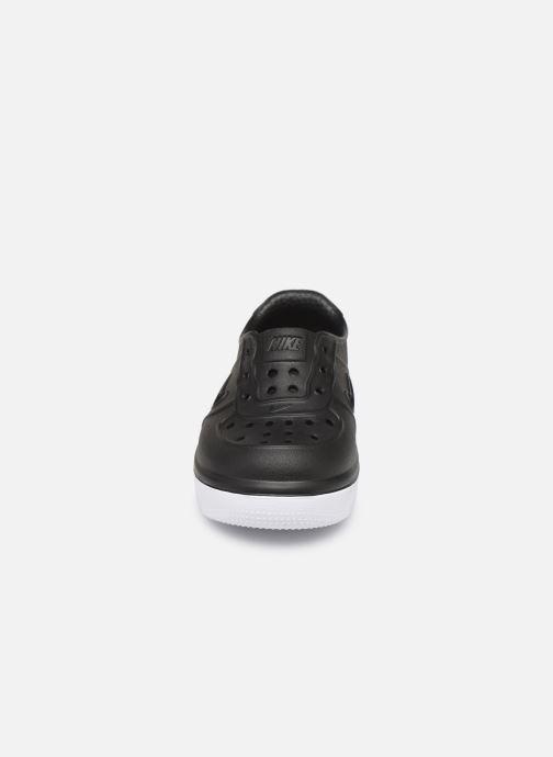 Sandales et nu-pieds Nike Nike Foam Force 1 (Td) Noir vue portées chaussures