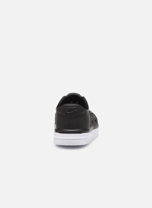 Sandales et nu-pieds Nike Nike Foam Force 1 (Td) Noir vue droite
