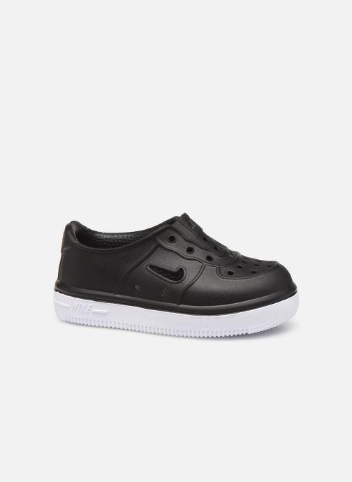 Sandales et nu-pieds Nike Nike Foam Force 1 (Td) Noir vue derrière