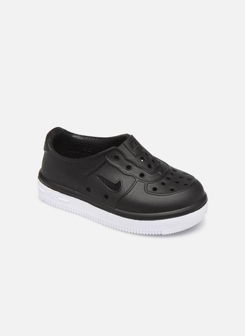 Sandales et nu-pieds Nike Nike Foam Force 1 (Td) Noir vue détail/paire