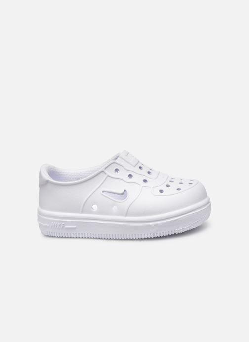 Sandales et nu-pieds Nike Nike Foam Force 1 (Td) Blanc vue derrière