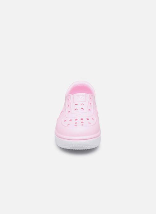 Sandalen Nike Nike Foam Force 1 (Td) rosa schuhe getragen