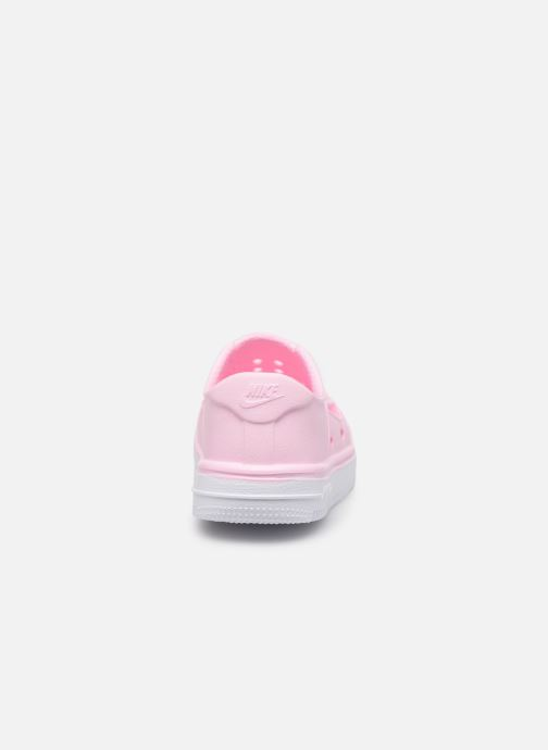 Sandalen Nike Nike Foam Force 1 (Td) rosa ansicht von rechts